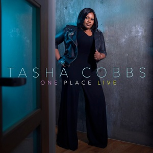 Tasha Cobbs_OnePlaceLIVE_ COVER