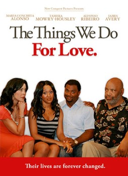The cast from The Urban Movie Channel sitcom.