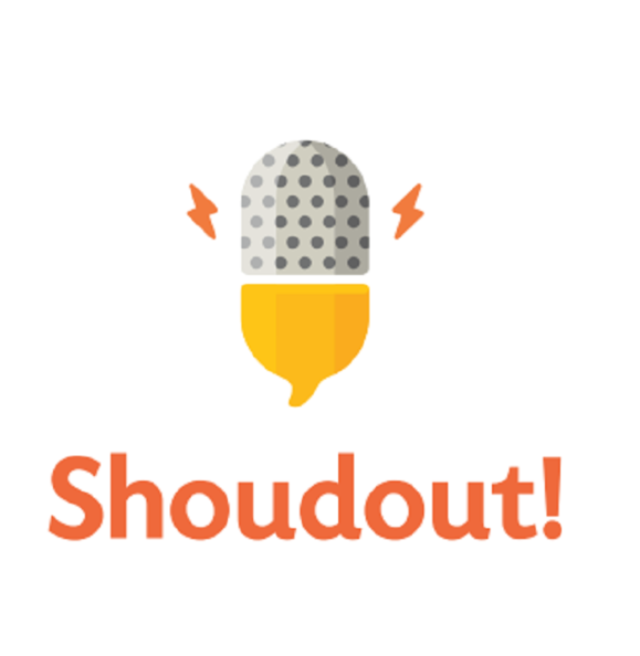 Shoudout logo